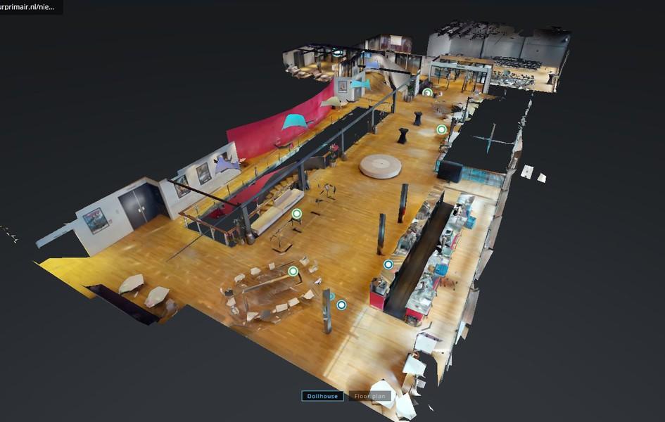 3D-omgeving