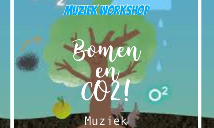 Bomen en CO2!  (Muziek en Milieu)