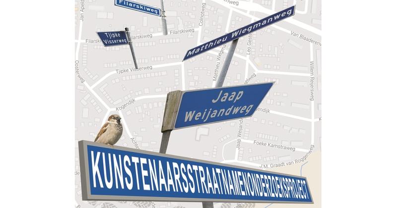 Straatnamenproject: wie is die weg?