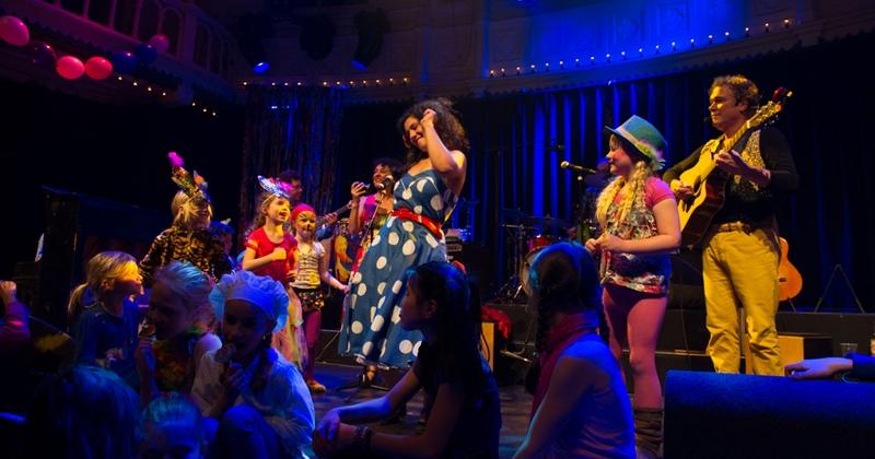 Vrienden Voor Altijd!  Jubileumconcert in poppodium Victorie * 40 jaar Samba Salad