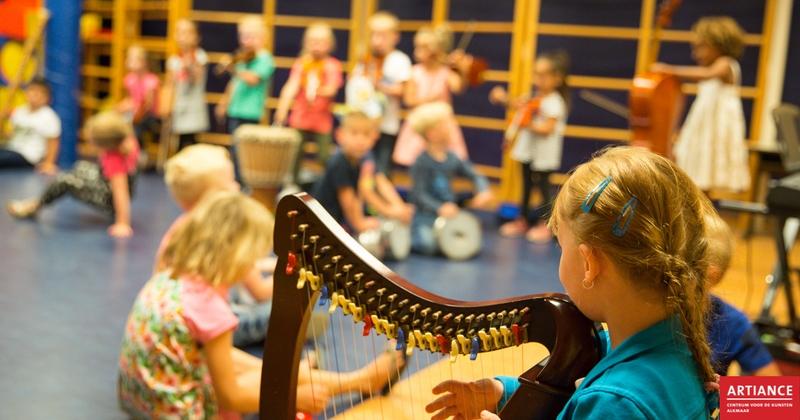 De muzikant in ieder kind