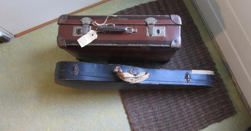Een koffer vol oorlogsverhalen