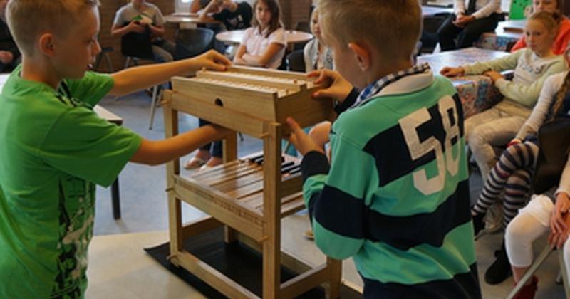 Bezoek het wereldberoemde Schnitger orgel in de Grote Kerk Alkmaar én maak zelf een orgel in de klas!