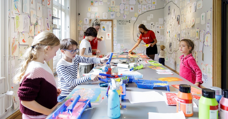 Workshop | Kijken is een kunst