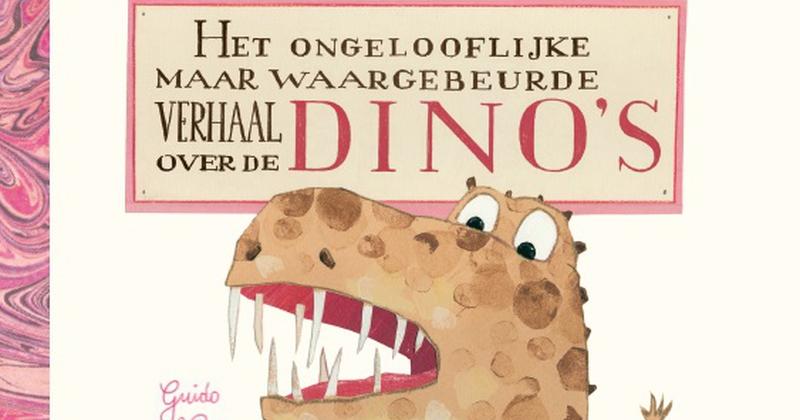 Kinderboekenweek 2020: Het ongelooflijke verhaal over de Dino's