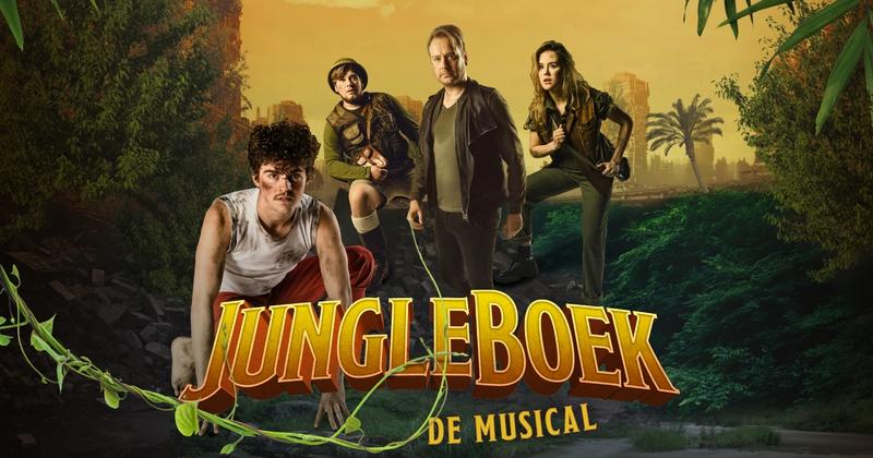 Theater Terra - Jungleboek [AFGELAST]