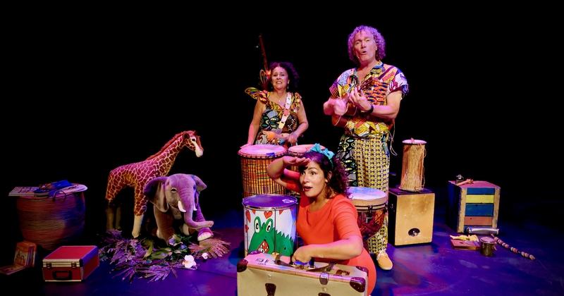 In het Wild! - muziektheater