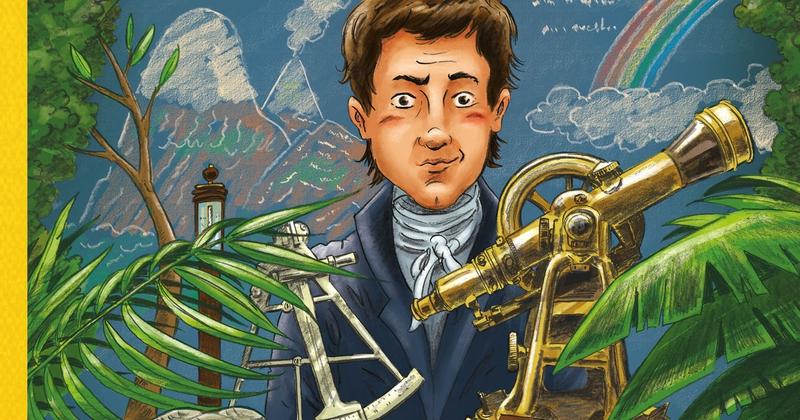 Red de wereld met Alexander von Humboldt