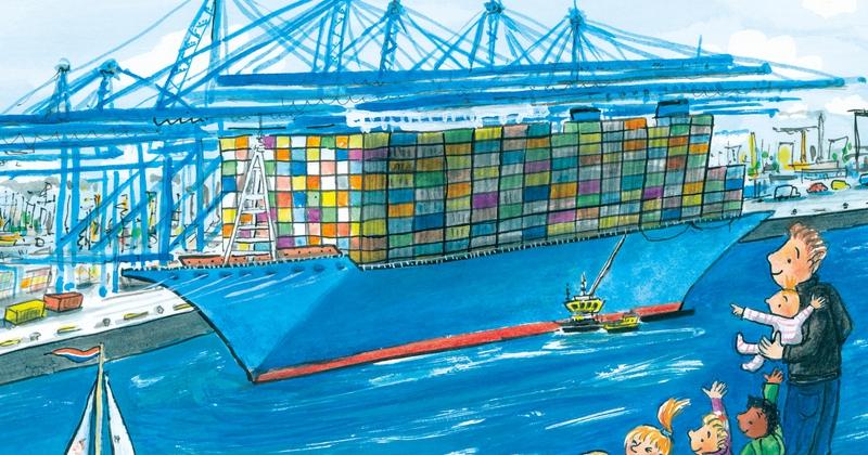 KINDERBOEKENWEEK 2021: Willewete De Haven