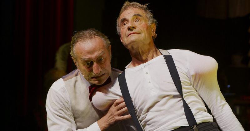 Circus Charms - Frank en René Groothof met Ensemble Seasession