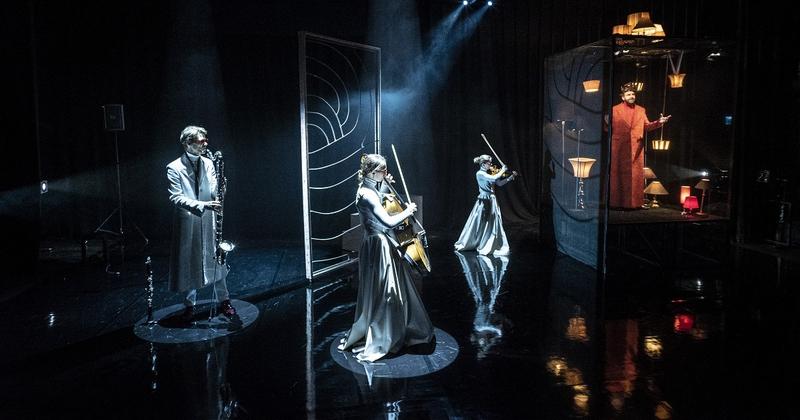 Het Zwanenmeer - Holland Opera