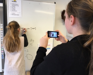 Afbeelding 1 WORKSHOP VLOG&FILM IN DE KLAS
