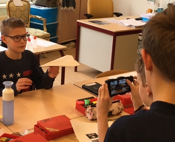 Afbeelding 4 WORKSHOP VLOG&FILM IN DE KLAS