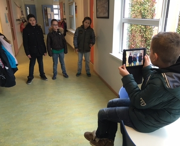 Afbeelding 5 WORKSHOP VLOG&FILM IN DE KLAS