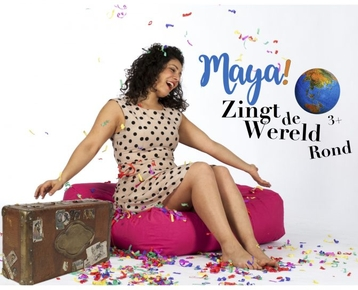 Afbeelding 2 Maya Zingt de Wereld Rond