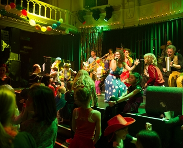 Afbeelding 7 Vrienden Voor Altijd!  Jubileumconcert in poppodium Victorie * 40 jaar Samba Salad