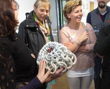 Afbeelding 2 Nascholing:Be More You: Teambuildingsactiviteit, interactief museumbezoek en werken met klei.