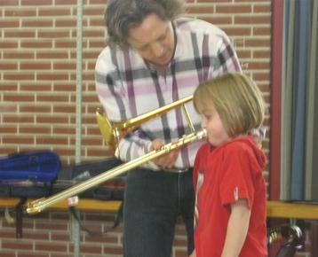 Afbeelding 1 De muzikant in ieder kind
