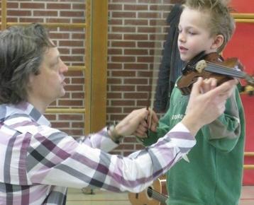 Afbeelding 2 De muzikant in ieder kind