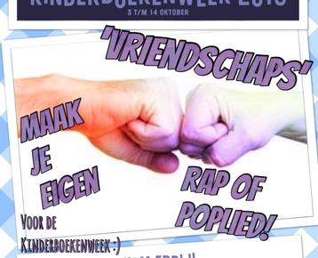 Afbeelding 1 KOM ERBIJ! Schrijf je eigen vriendschaps poplied of rap!