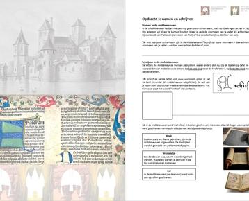 Afbeelding 2 Middeleeuwen