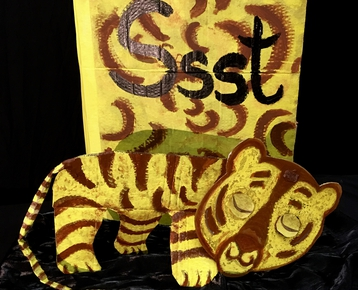 Afbeelding 2 Poëzie in de klas met  prentenboek voorstelling en workshop