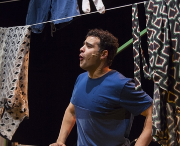 Afbeelding 3 Ali & Nino - Tg. Witte Raaf & Theater Zuidplein