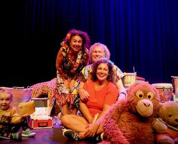 Afbeelding 8 In het Wild! - muziektheater