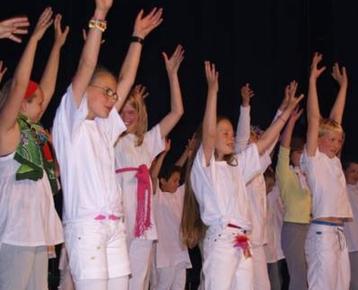 Afbeelding 2 Braziliaanse dans en bodypercussie
