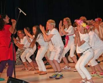 Afbeelding 3 Braziliaanse dans en bodypercussie