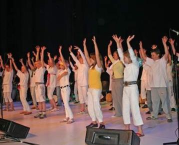 Afbeelding 5 Braziliaanse dans en bodypercussie