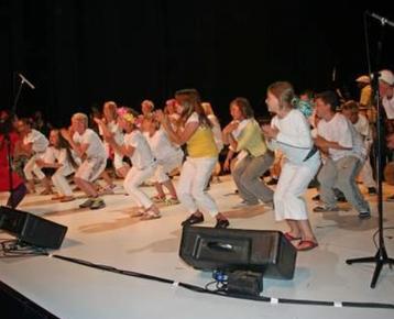 Afbeelding 6 Braziliaanse dans en bodypercussie